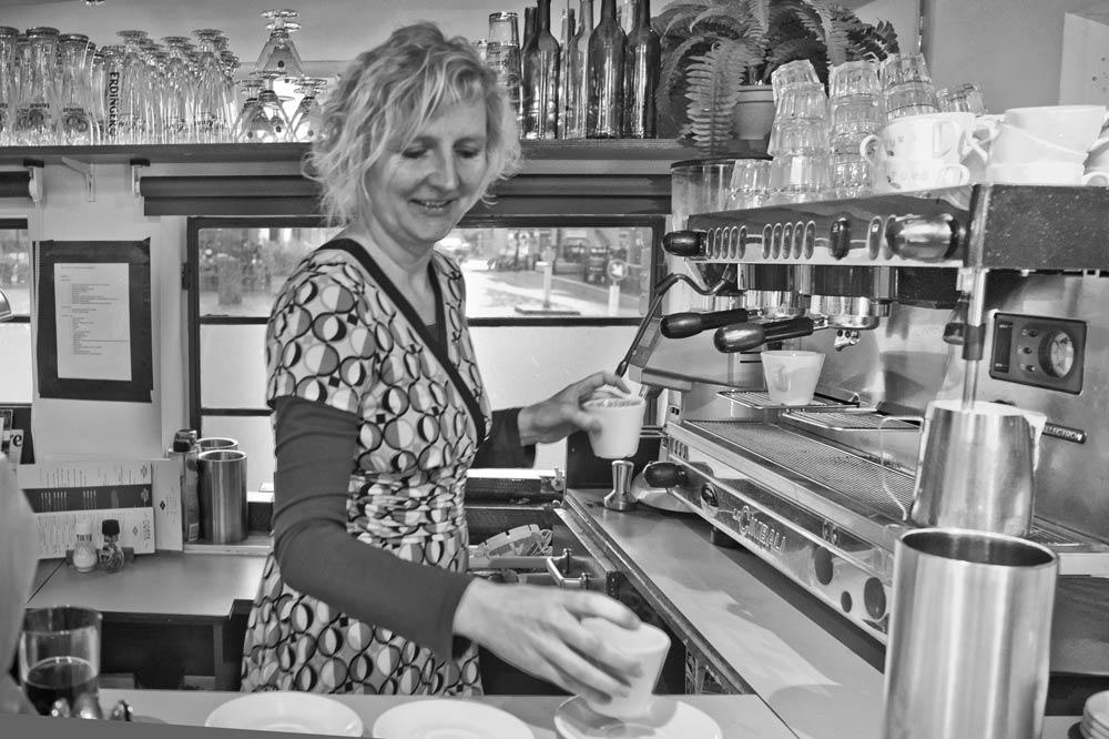 Nanda Huneman - Schrijfcafé