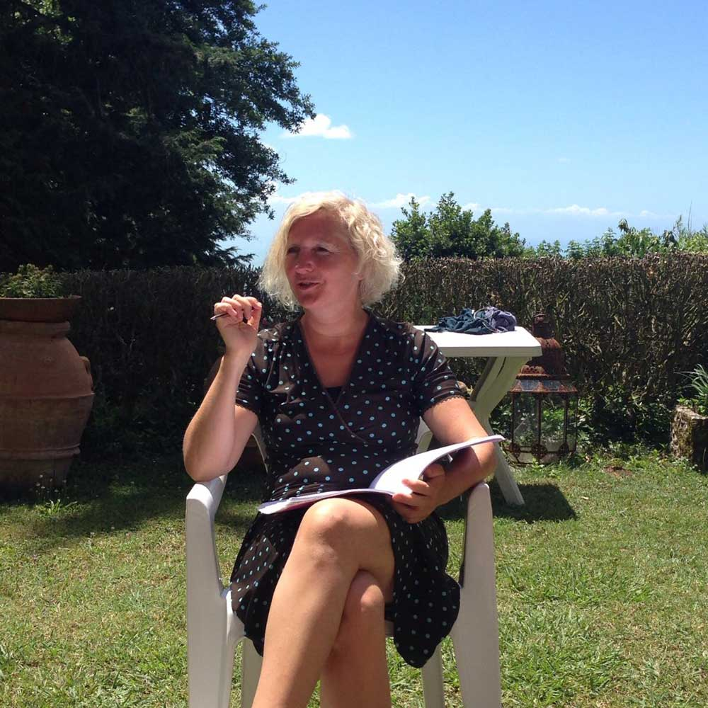 Schrijfcoach Nanda Huneman - Schrijfbegeleiding