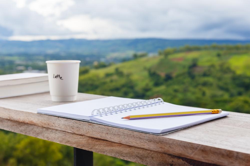 schrijven-bergen