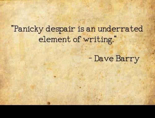 Van wanhoop naar heling – schrijven als therapie