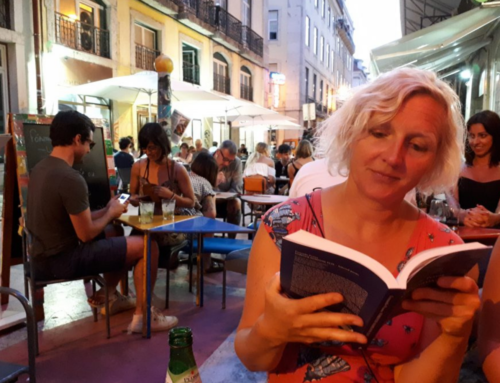 Leven is bewegen – in Lissabon