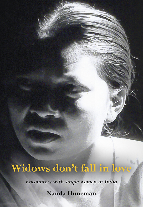 Widows dont fall in love Nanda Huneman